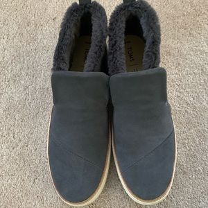 Toms Paxton Shoes 9.5